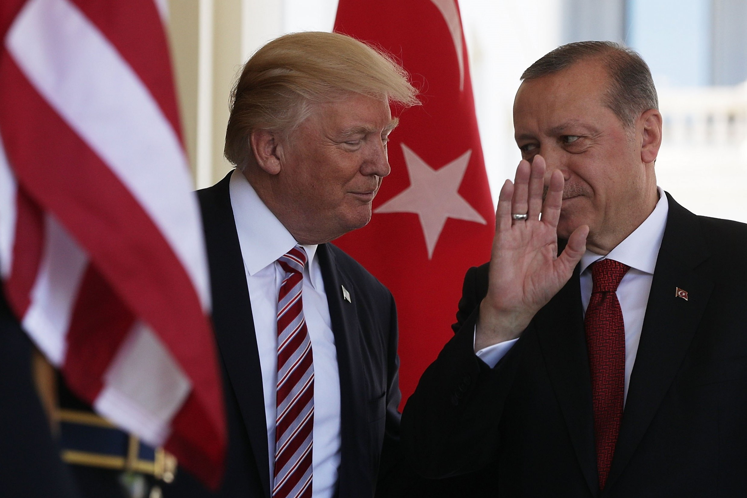 Will Trump waive sanctions on Turkey?