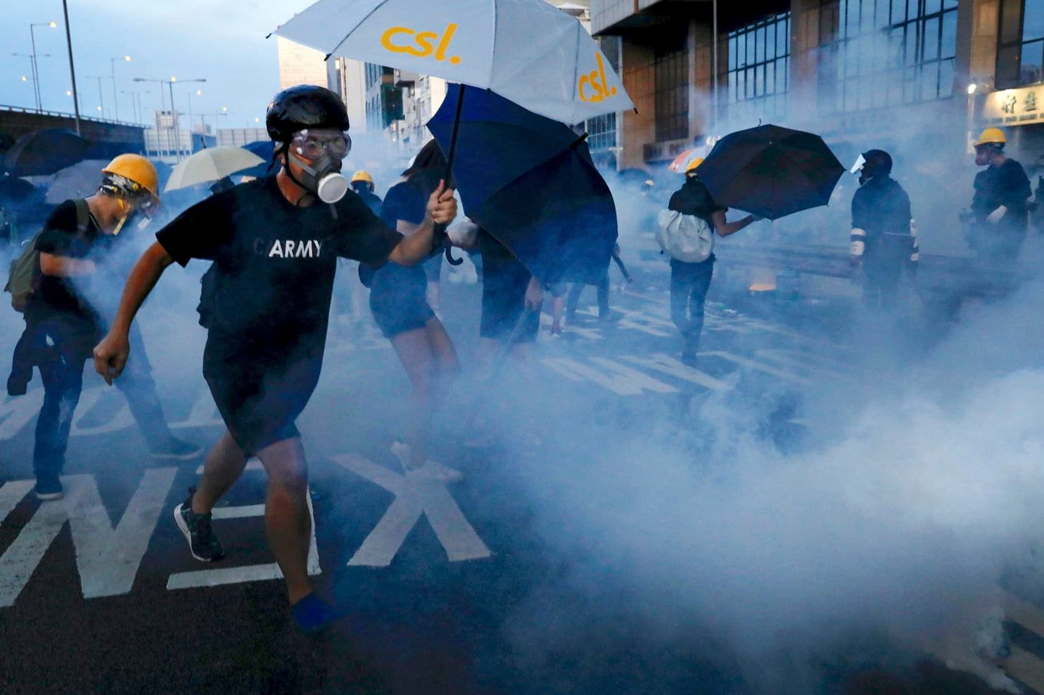 Will Hong Kong's Carrie Lam resign?