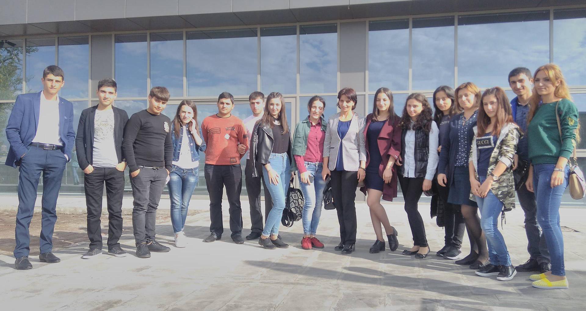 Students at BetConstruct