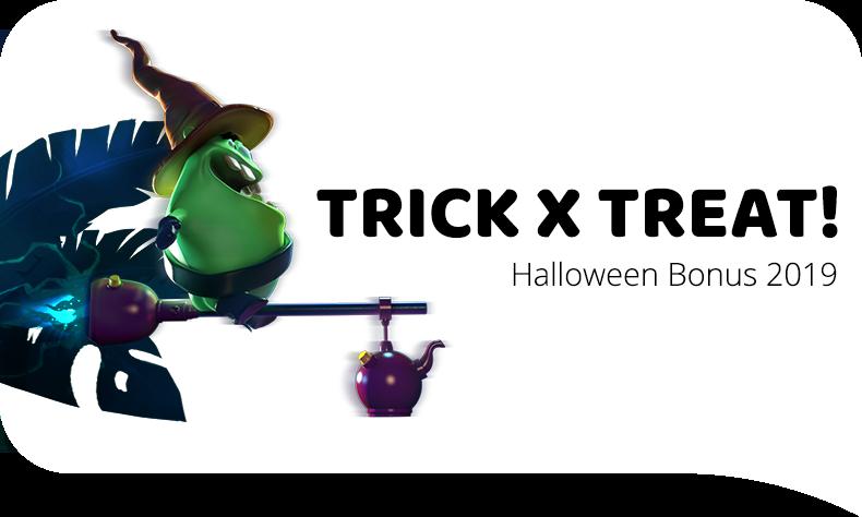 Trick x Treat 2019