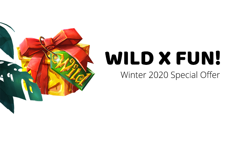 Winter 2020 Special Offer!