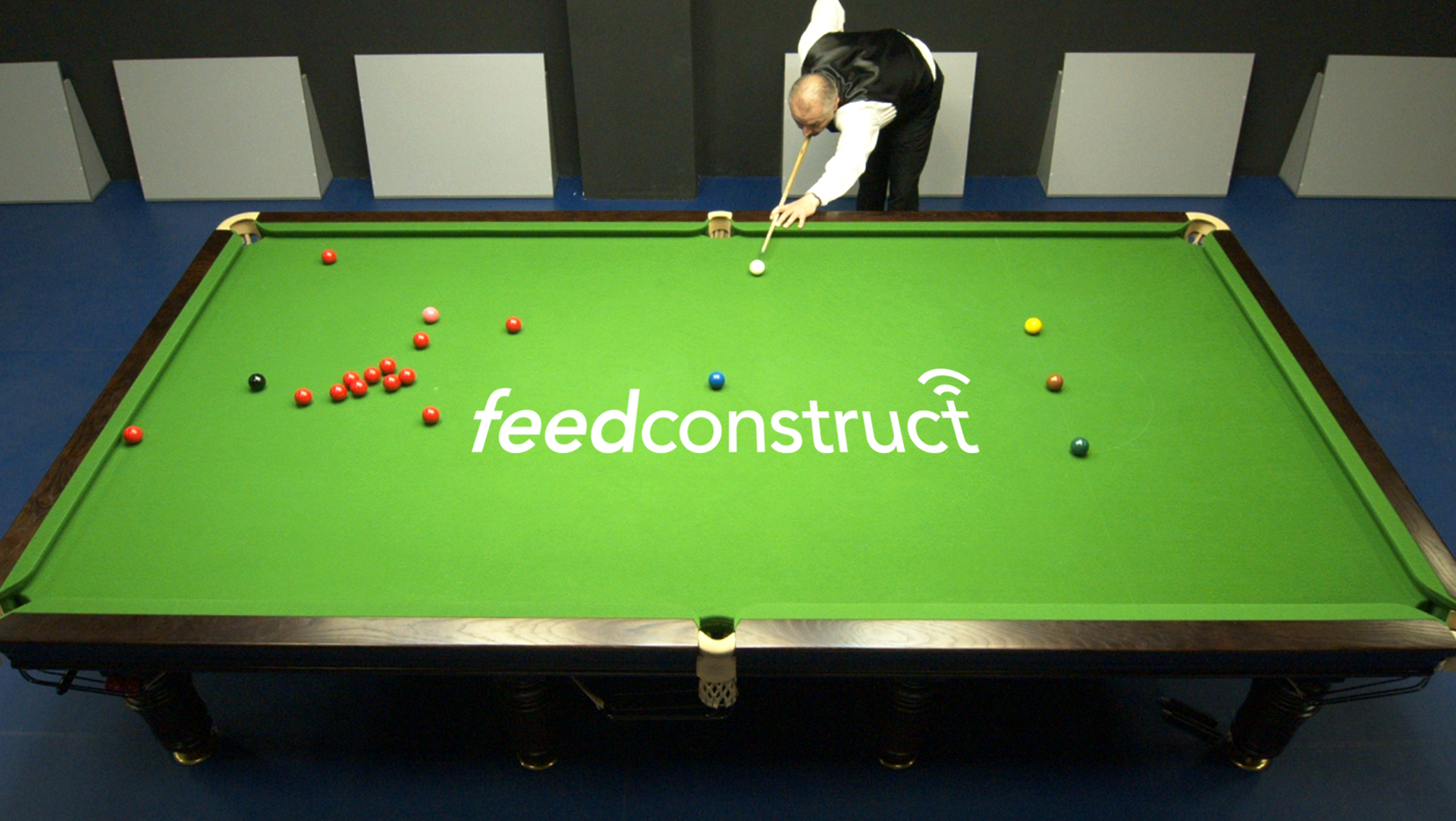 FeedConstruct, adds Snooker to the list of in-house streamed sport types