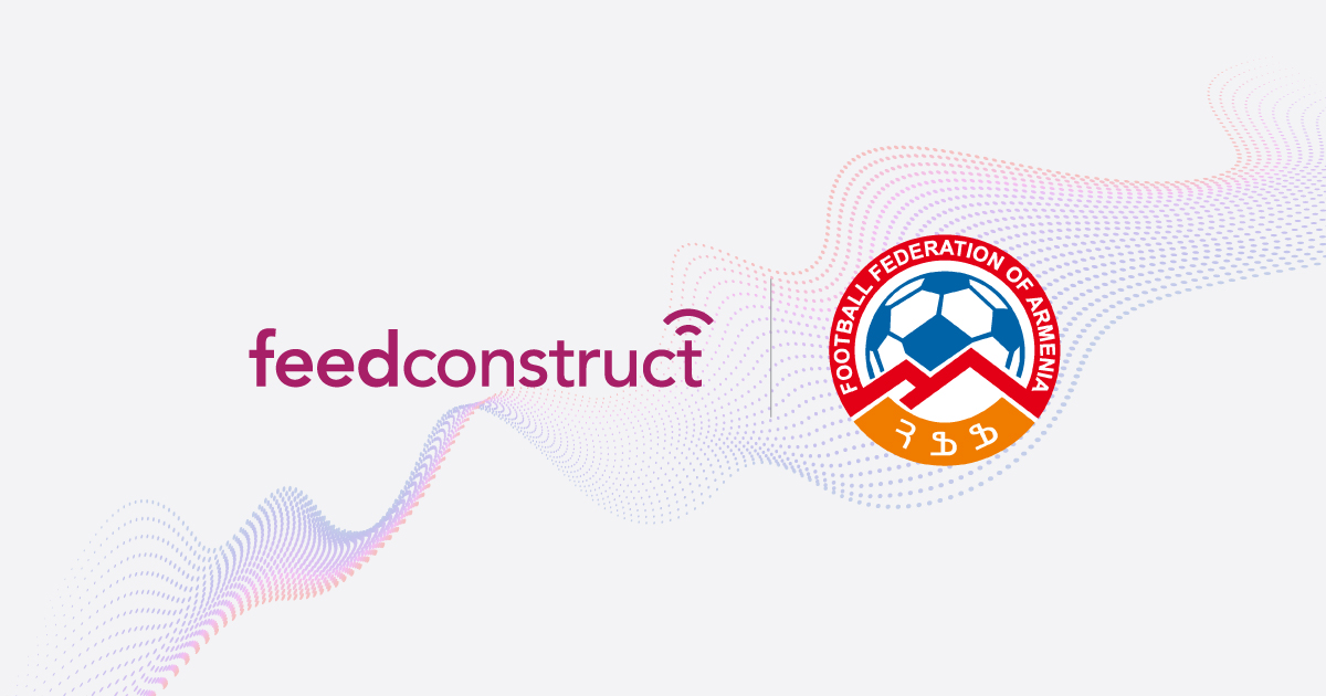 FeedConstruct has signed an exclusive partnership contract with Football Federation of Armenia