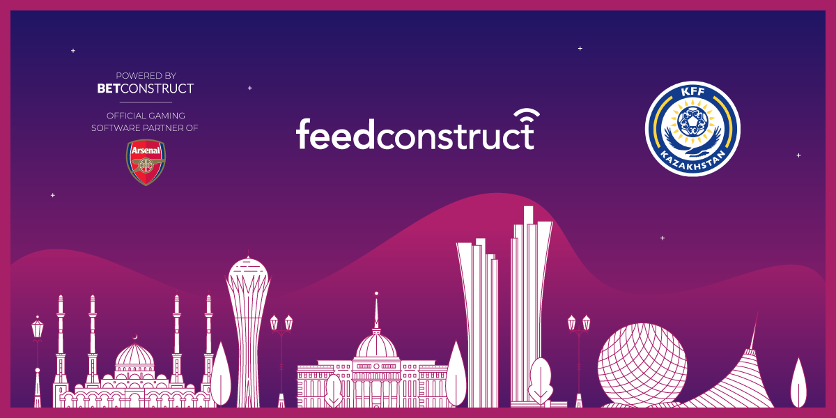 FeedConstruct secures Kazakhstan Premier League's exclusive video and data