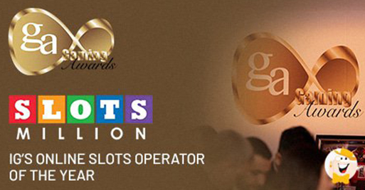 SLOTSMILLION CASINO ONLINE SLOTS OPERATOR OF THE YEAR