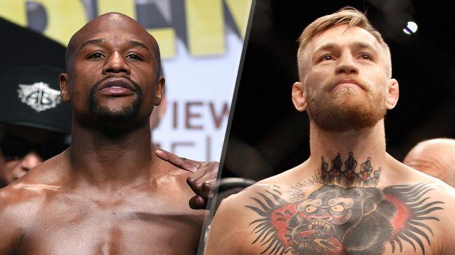 Conor McGregor vs Floyd Mayweather is confirmed!