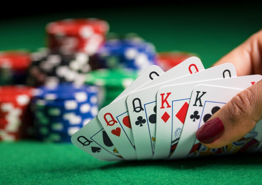poker hands basic