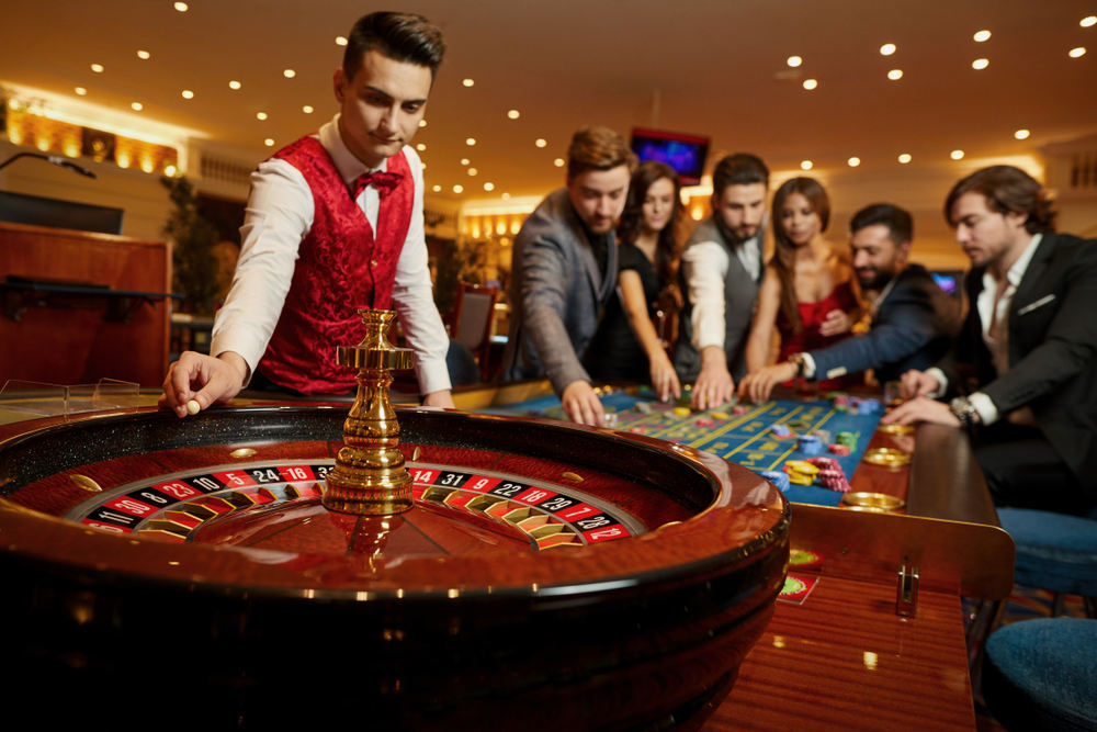 casino games how to play roulette