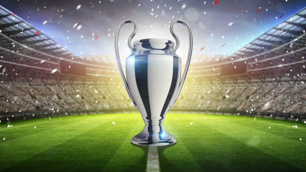 New season of UEFA Champions League