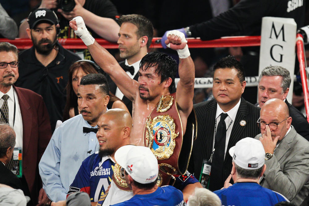 Manny Pacquiao - Pacman