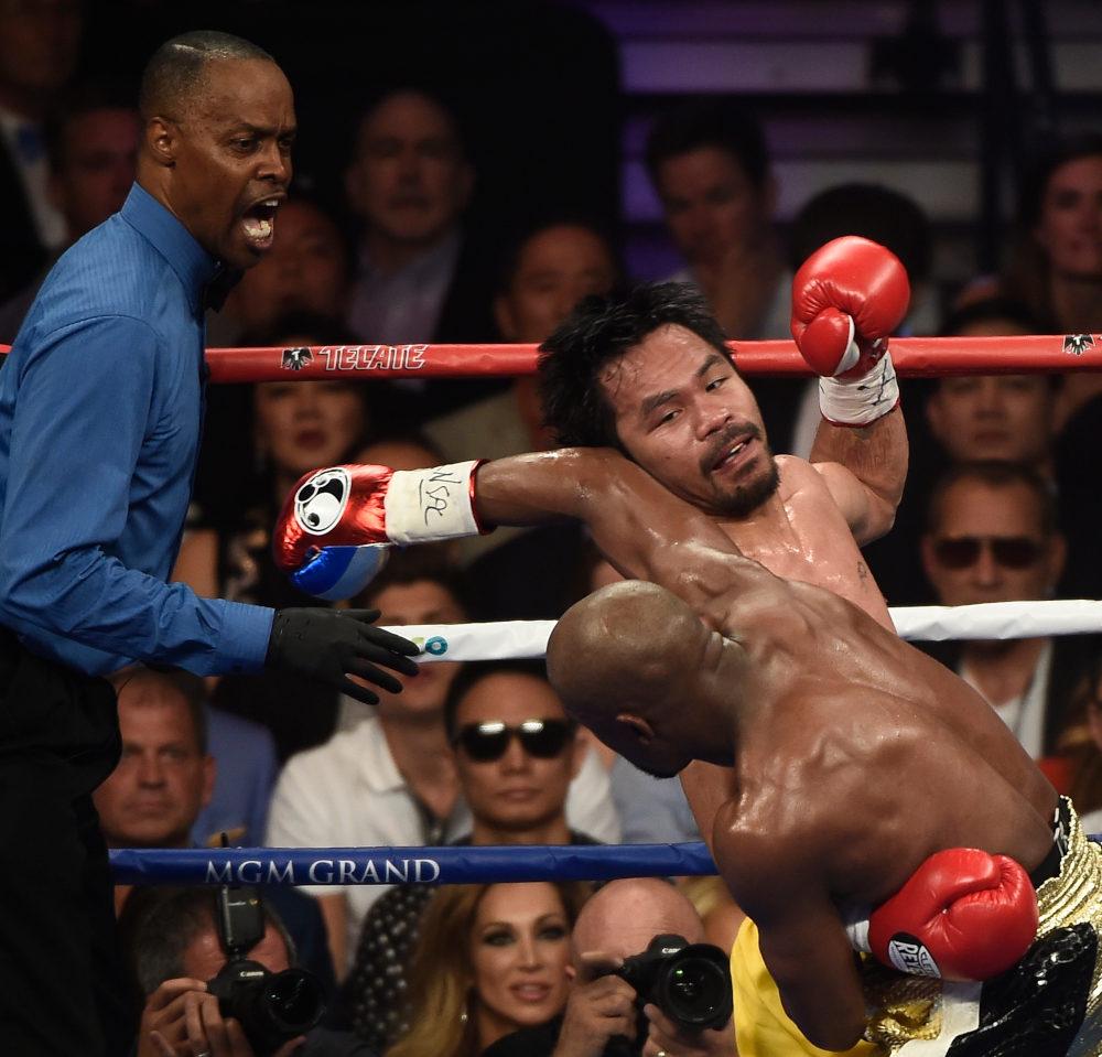 Manny Pacman Pacquiao - boxing champion