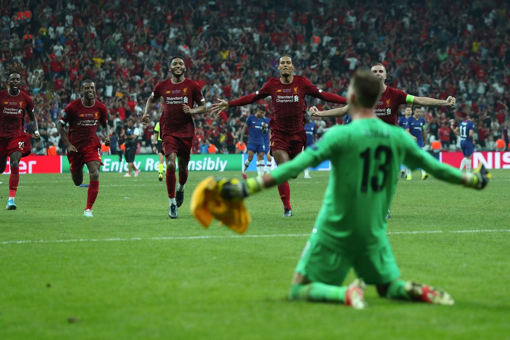 Liverpool FC in Premier League
