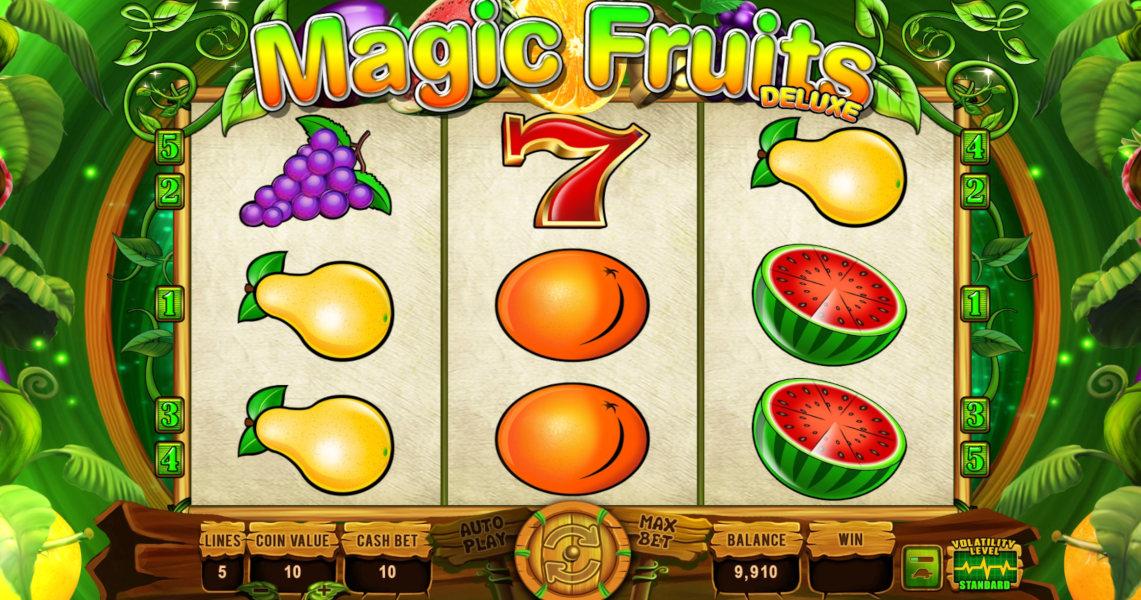 Legendary Fruit Slot