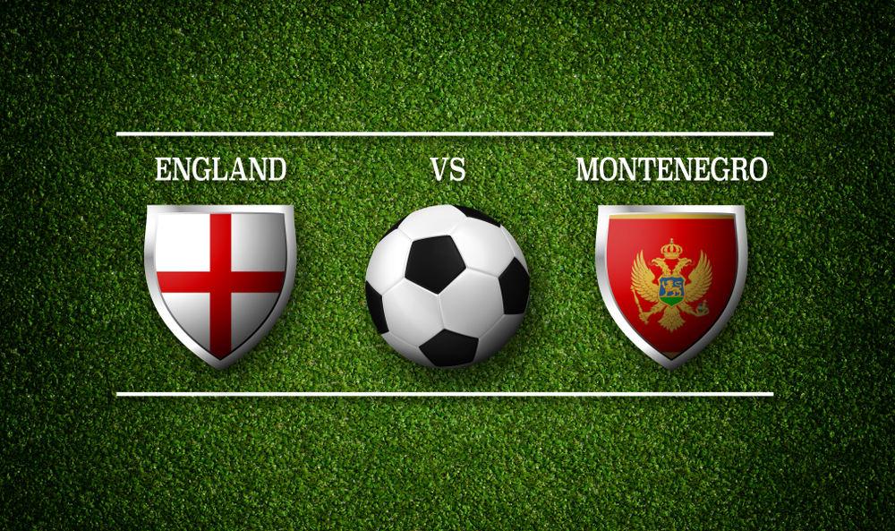 Euro 2020 - England vs Montenegro