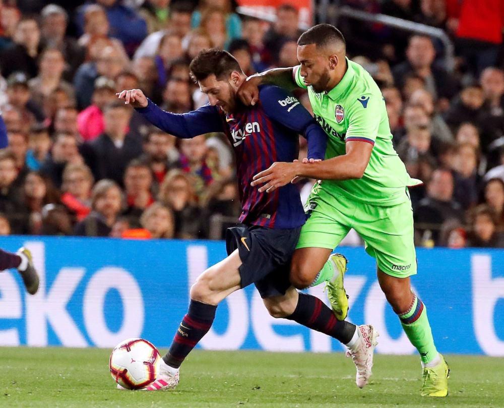FC Barcelona in La Liga