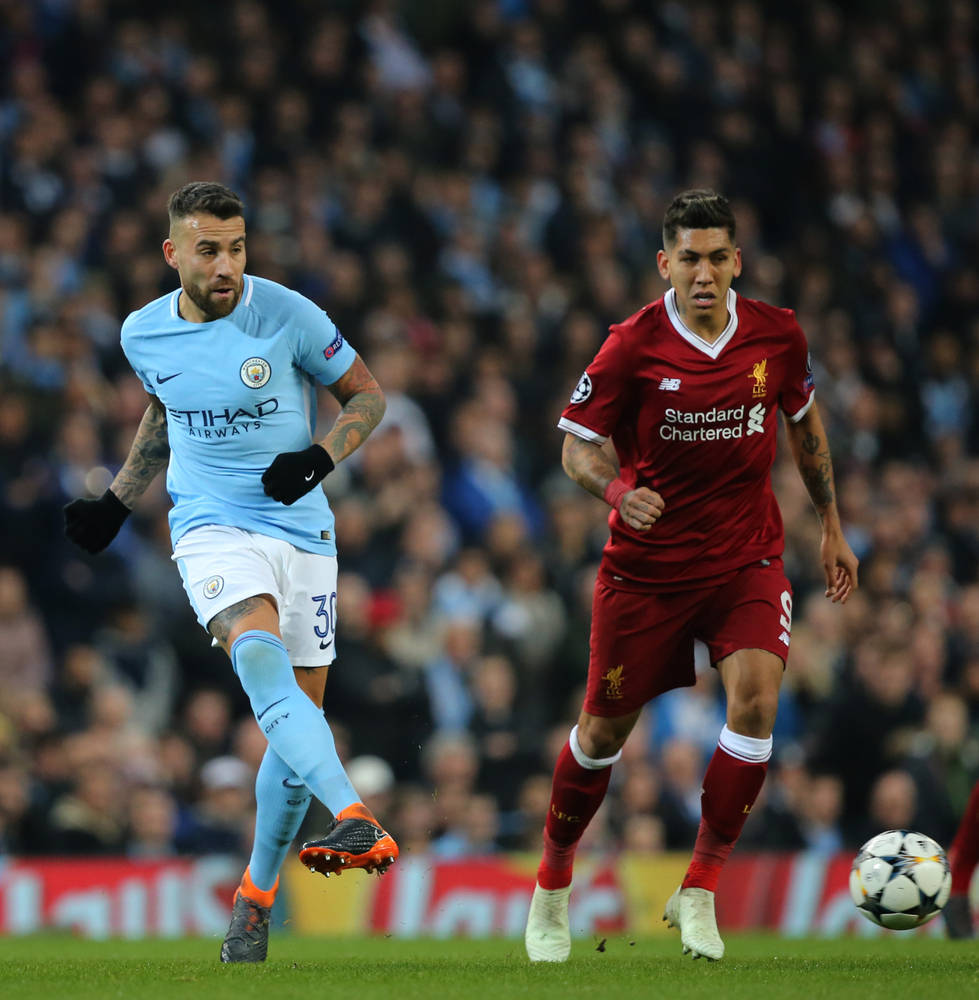 Manchester City vs Liverpool FC