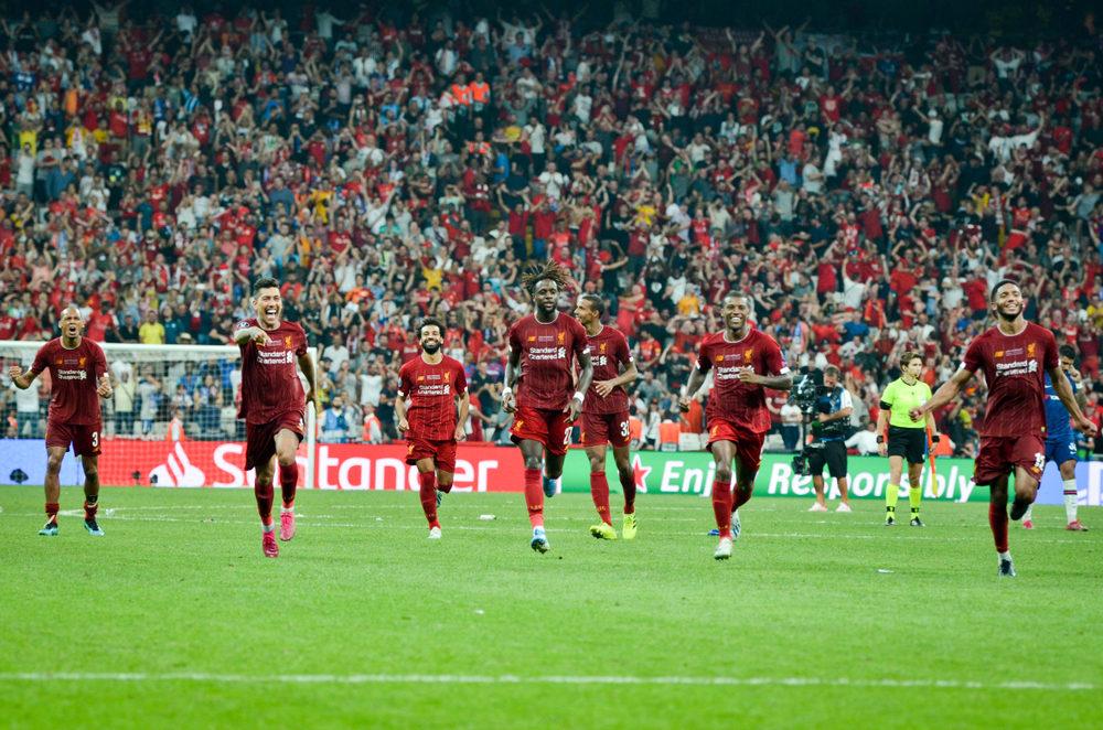 Liverpool in Premier League