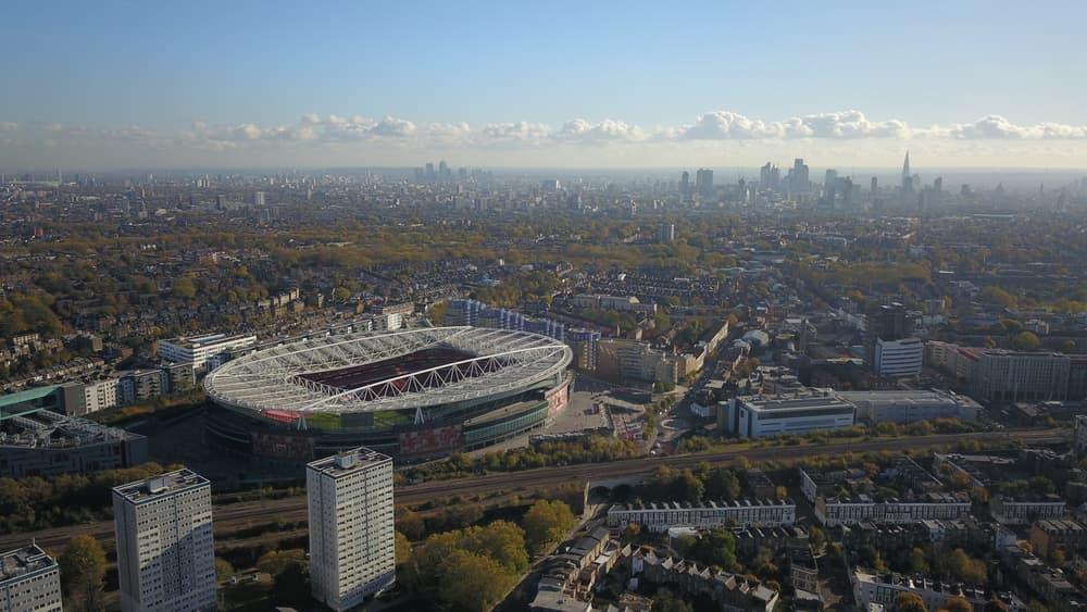Arsenal London vs FC Liverpool