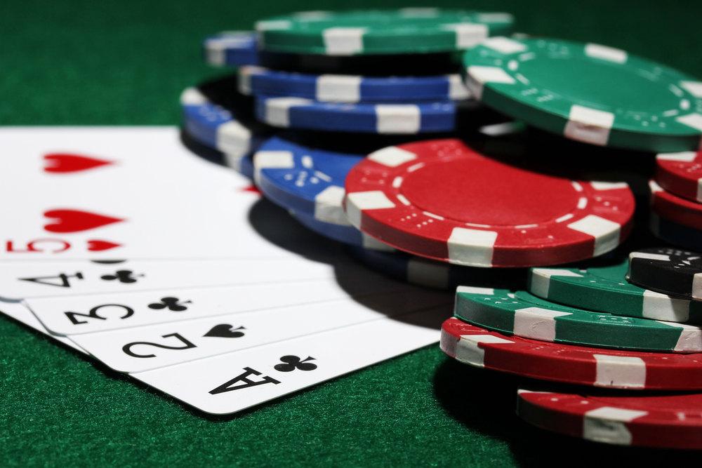 Texas Hold'em - Straight