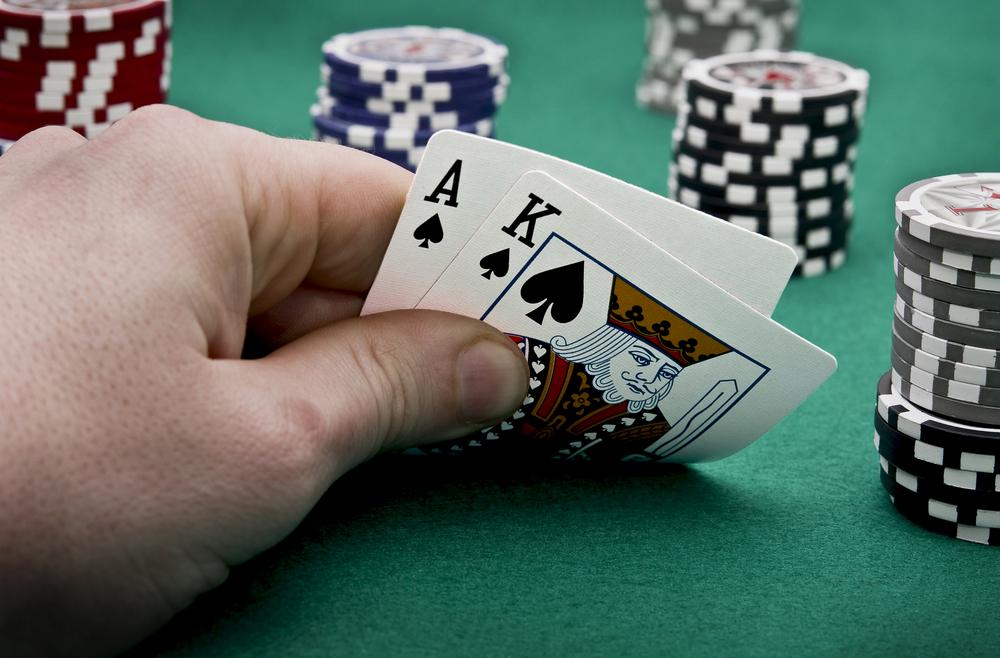 Texas Hold'em Player
