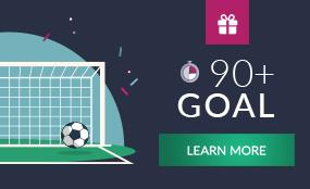 Last-minute goal or a 90+ goal Bonus