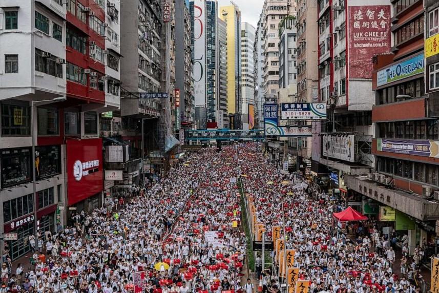 Will Hong Kong drop extradition bill?