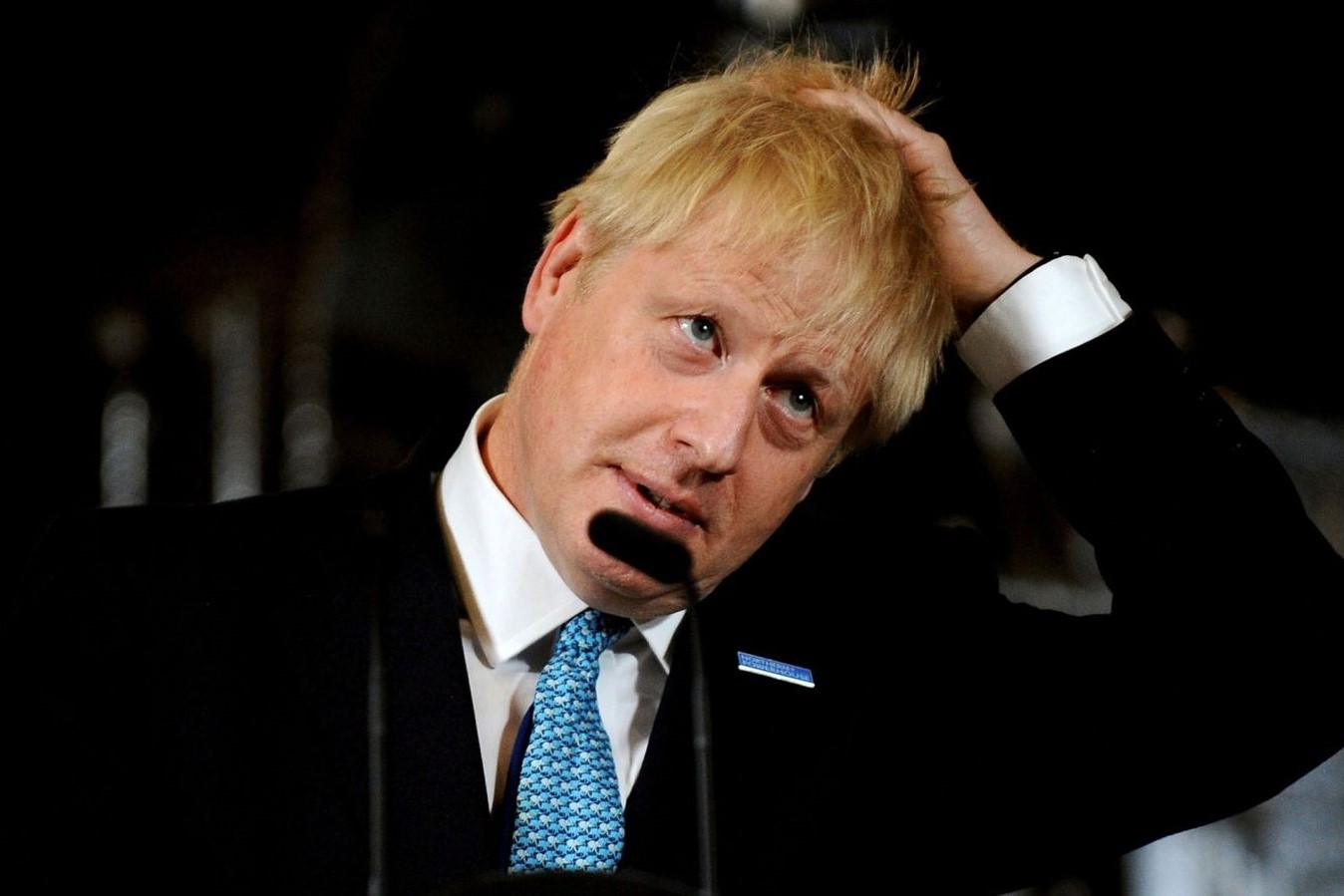 Boris Johnson, UK