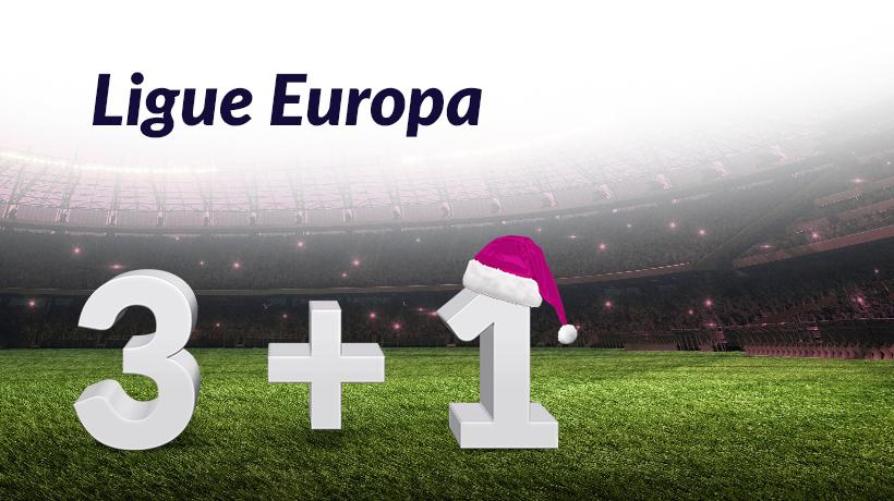 Ligue Europa 3 + 1