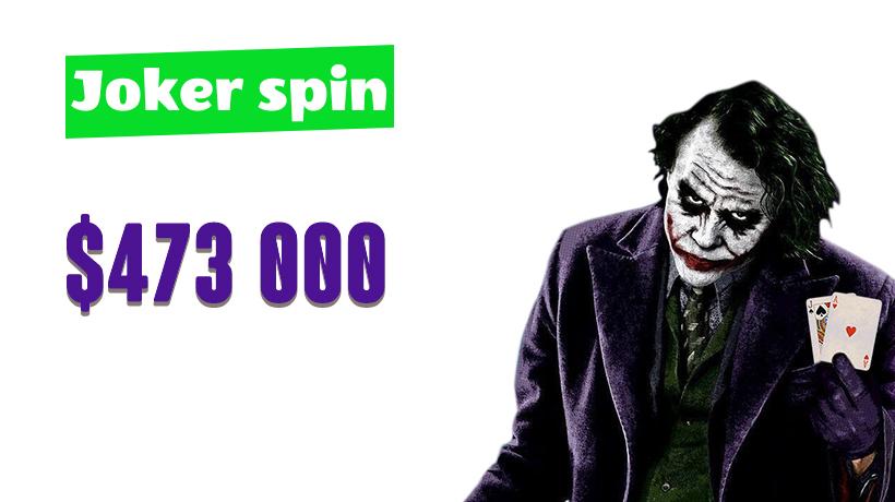 Torneio Joker Spin