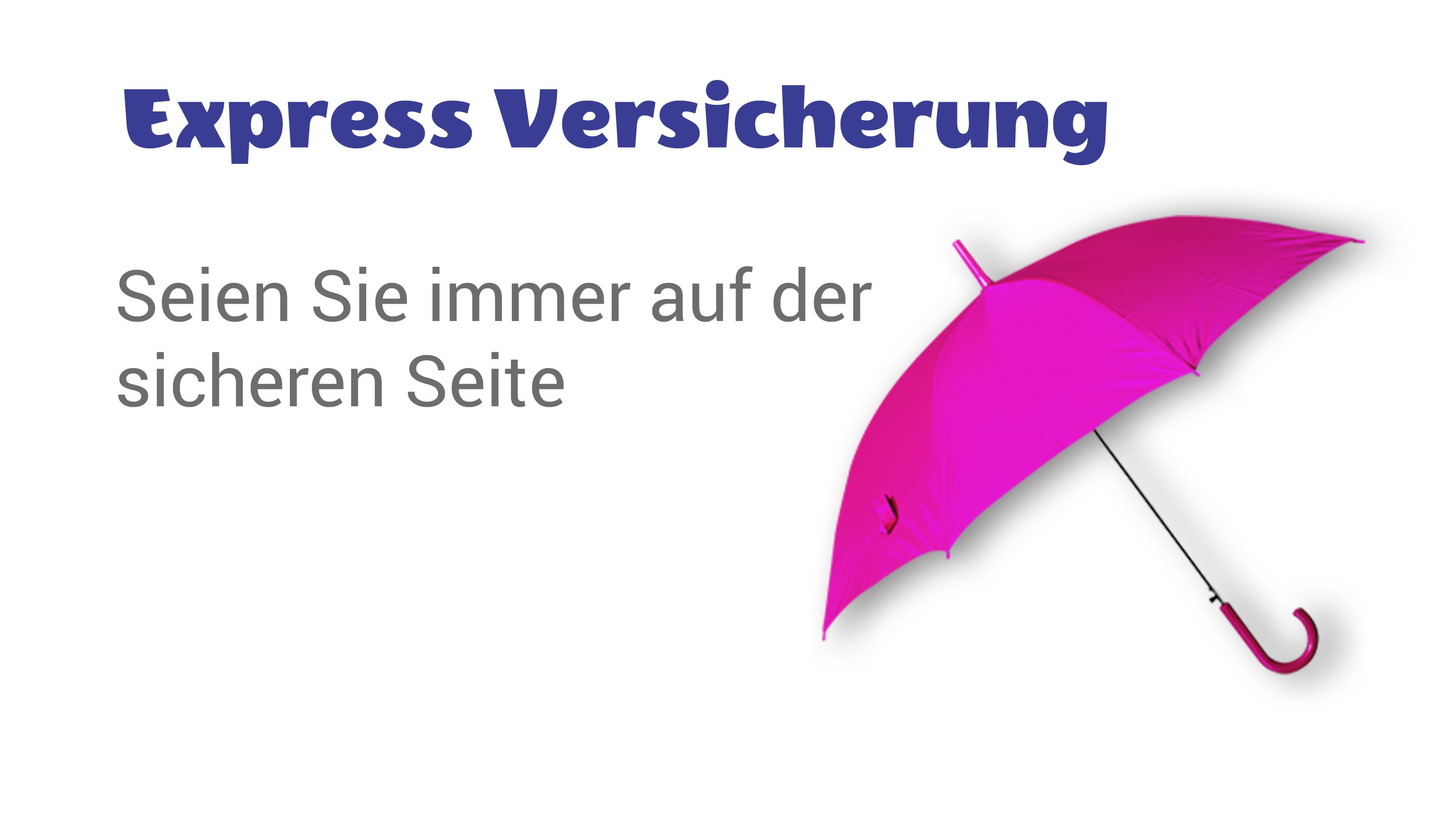 Express Versicherung