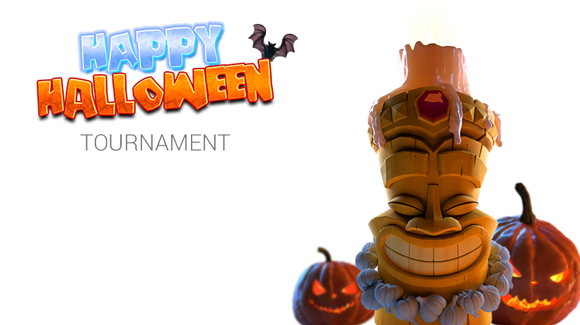 Happy Halloween Tournament